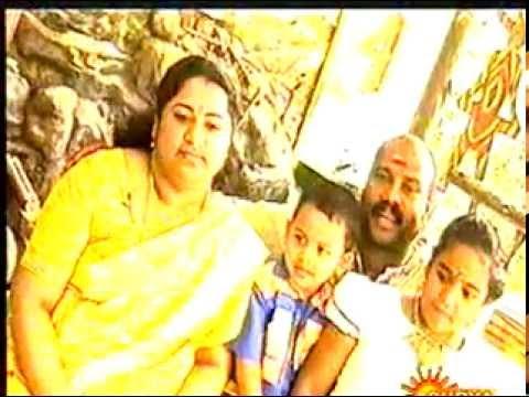 Kalabhavan Mani and family