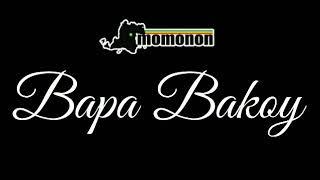 Download Momonon - Papa Bakoy ( Alpha Blondy Cover )