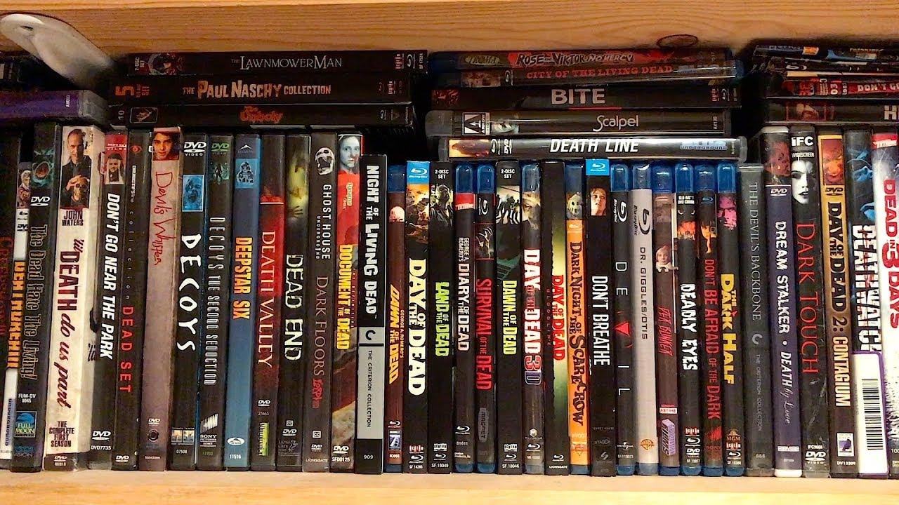 dvd horror ray blu entire