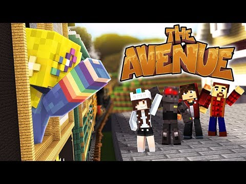 MOVING IN! | The Avenue Ep 1