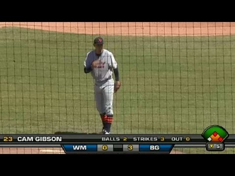 Bowling Green's Centeno gets eighth K from YouTube · Duration:  1 minutes 47 seconds