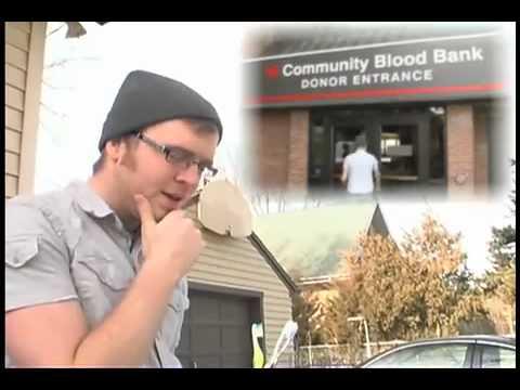 Nebraska Community Blood Bank Commercial