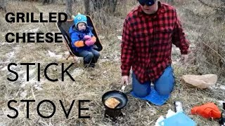 Wyoming Bushcraft Lunch
