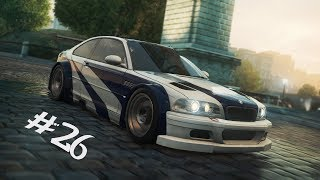 Need For Speed: Most Wanted - Walkthrough Part 26 [Blacklist #5 - Webster 1/3] (PC)