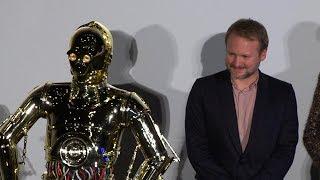 ジョセフ・ゴードン=レヴィットの声の出演が明らかに!映画『スター・ウォーズ/最後のジェダイ』スペシャル・ファンミーティング
