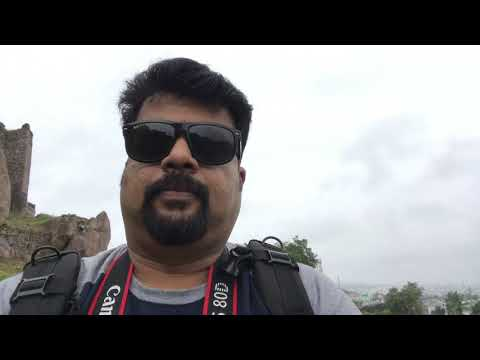 Golconda Fort - Hyderabad: Complete Tour, Must watch Place!!!