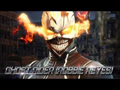 [MARVEL Future Fight] New Characters, Kid Kaiju & Ghost Rider (Robbie Reyes)