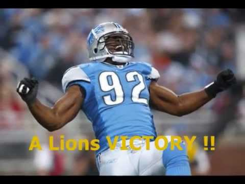 "Detroit Lions Fight Song ""Gridiron Heroes"" 2012 Playoff Bound"