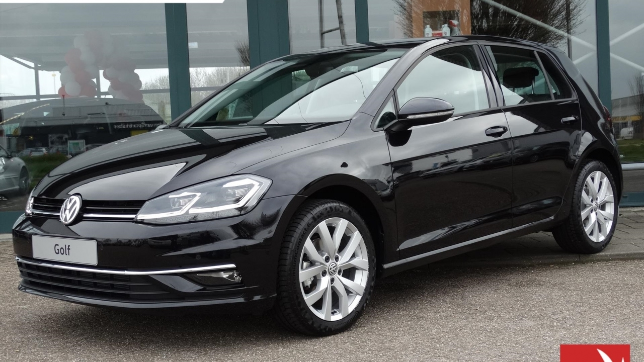 Beste Volkswagen Golf 1.0 TSI 115pk BMT 5D DSG Highline Executive Pakket WJ-27