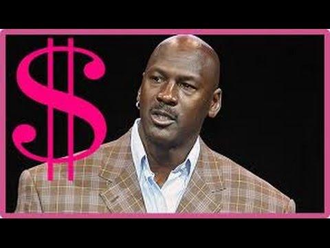 Billionaire Michael Jordan