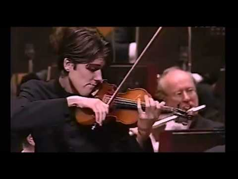 DAVID GARRETT 1997 - MENDELSSOHN VIOLIN CONCERTO in E minor