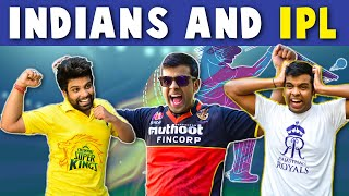 INDIANS and IPL | The Half-Ticket Shows