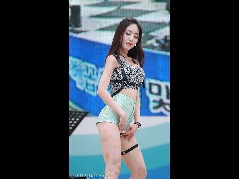 [직캠/Fancam] 150801 포켓걸스(Pocket Girls) (수연) EXID-위아래 @ 양구배꼽축제
