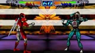 Dual Heroes N64 720P HD Playthrough with GAI
