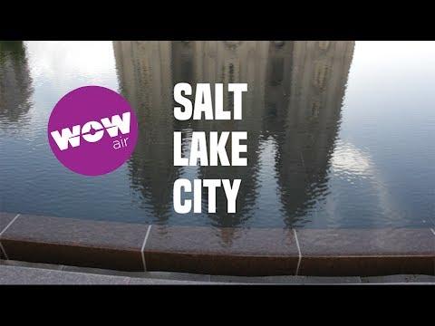 WOW Air Travel Guide Application | Salt Lake City