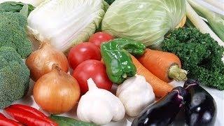 Des légumes bon chic bon genre
