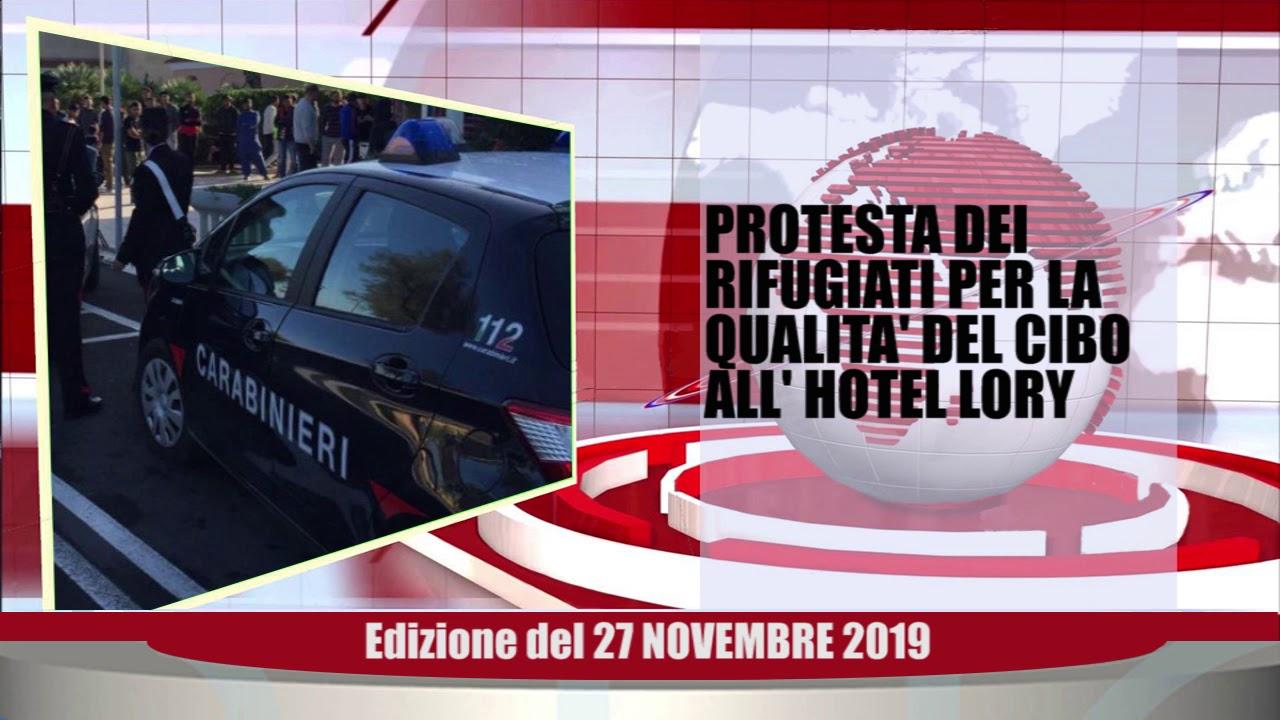 Velluto Senigallia Tg Web del 27 11 2019