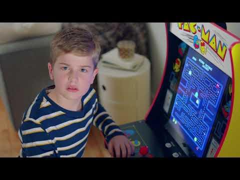 Arcade1Up Lisanslı Oyun Konsolları Şimdi Evinizde! from junoocom