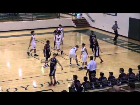 Perry High Freshman vs Skyline 12-18-2015