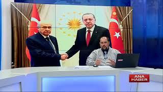 Teoman Alili ile Ulusal Kanal Ana Haber- 5 Ekim
