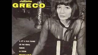 Paname - Juliette Gréco