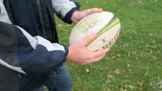 How To Pass A Rugby Ball