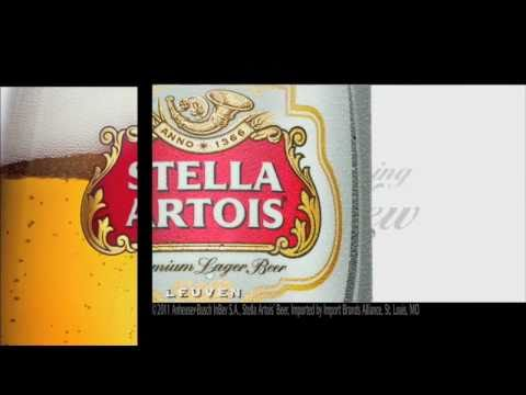 Stella Artois - Chalice can spot