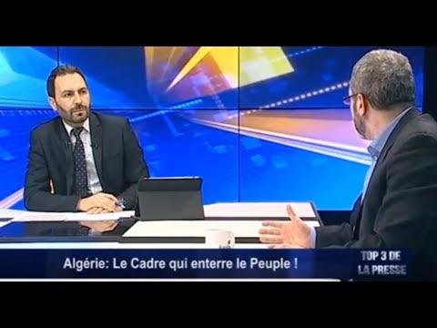 Algérie: Le Cadre qui enterre le Peuple !