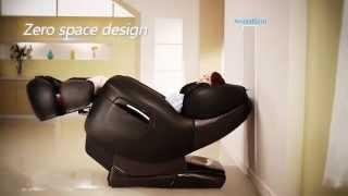 массажное кресло iRest SL-A90 обзор