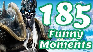 Heroes of the Storm: WP and Funny Moments #185
