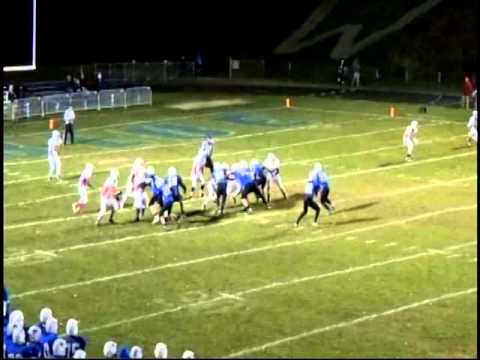 Will Genaway-QB-Wahconah Regional High School-2015