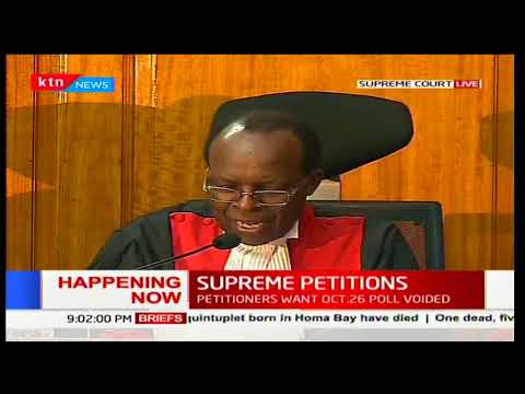 Supreme Court rules that NASA cannot be sustained as a respondent in the presidential petition