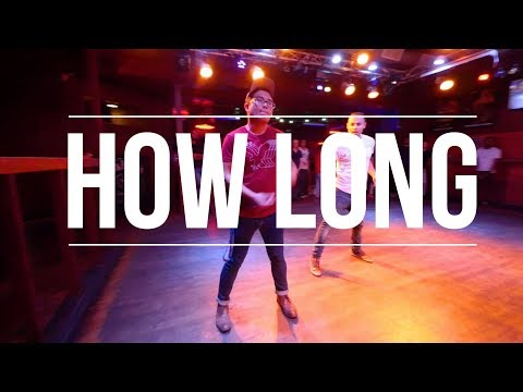 How Long - Line Dance Demo | Charlie Puth | Carlton Thompson Choreography