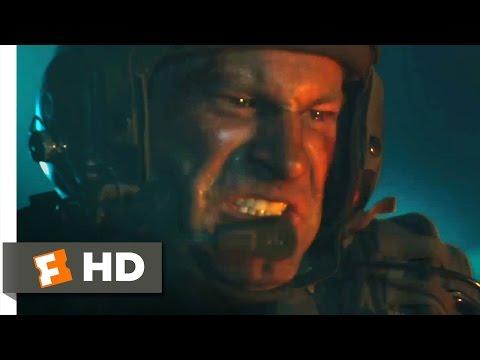 Battle: Los Angeles - Go Right Through 'Em Scene (6/10)   Movieclips
