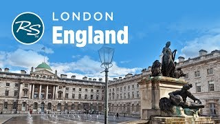 London, England: Jewels of Somerset House - Rick Steves' Europe Travel Guide - Travel Bite
