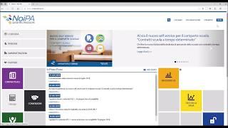 Cedolino Mensile NoiPA dei dipendenti pubblici: consultazione stipendio