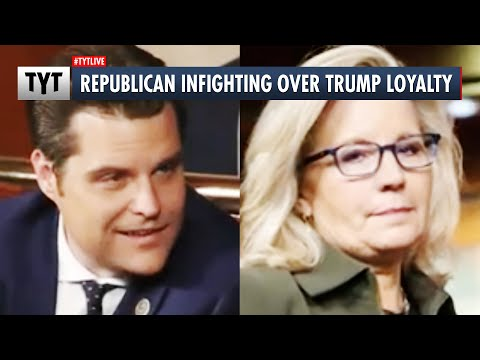 Republicans Attack Liz Cheney Over Support of Trump Impeachment