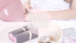 One of Floral Princess's most viewed videos: School Morning Routine 2015 | Floral Princess