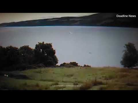 Fritz Blog (57563) - Two-Humped Nessie Filmed Last Week