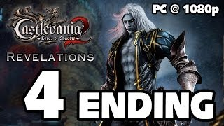 Castlevania: Lords of Shadow 2 Revelations [ENDING] Walkthrough PART 4 [1080p] TRUE-HD QUALITY
