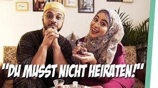 Dinge, die muslimische Singles nie von ihren Eltern hören