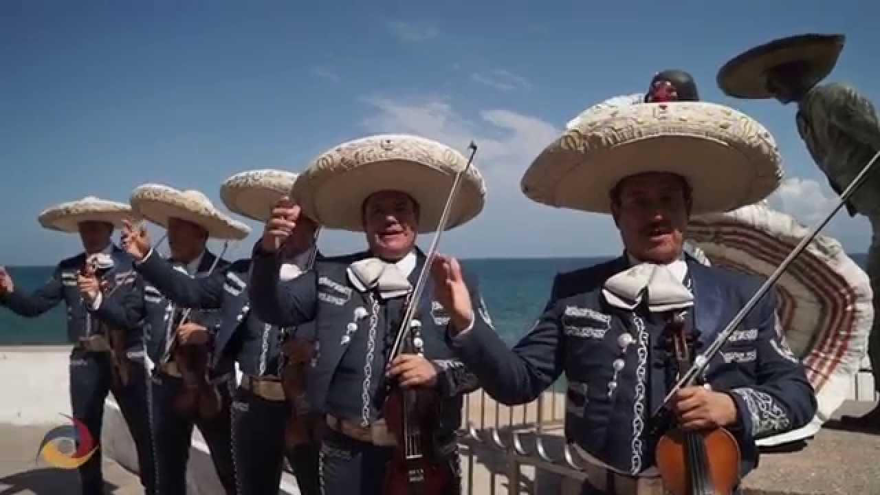 2764bc5035a Mariachi Nuevo Continental Puerto Vallarta - Riviera Nayarit - YouTube