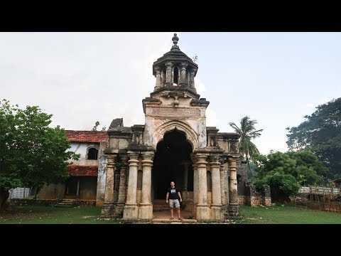 JAFFNA SRI LANKA TRIP | JAFFNA FORT AND MUST SEE PLACES