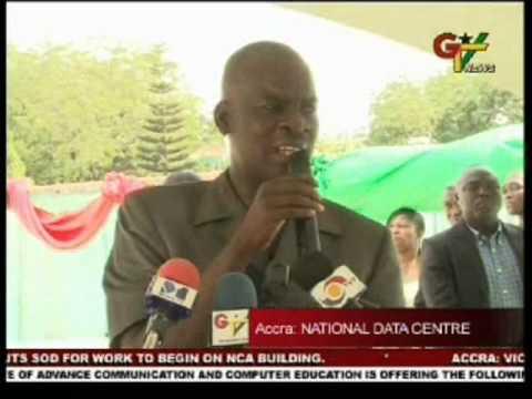 Ghana To Get National Data Centre.wmv