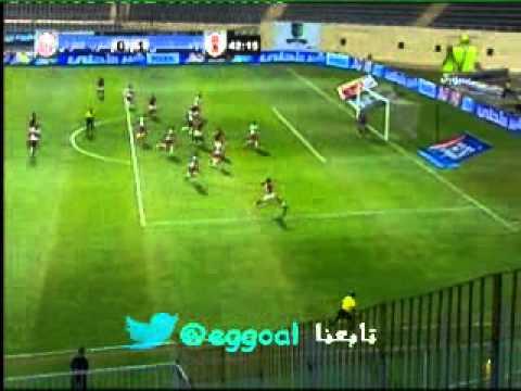 اهداف مباراة الاهلى و المغرب التطواني || عبد الله السعيد
