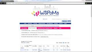 WSPoMs Resale: Transferring (Importing) Items from Previous Resales