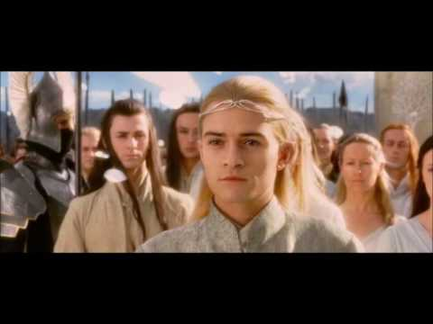 What happened to Gimli and Legolas after the Return of the King ?