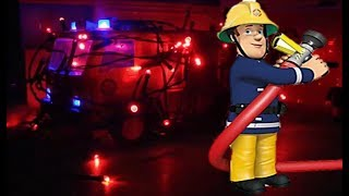 Fireman Sam's Jupiter Fire Engine Extra Emergency Lights 🚒