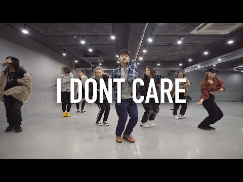 I Don't Care - Ed Sheeran & Justin Bieber  Yumeki Choreography