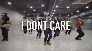 I Don't Care - Ed Sheeran & Justin Bieber / Yumeki Choreography